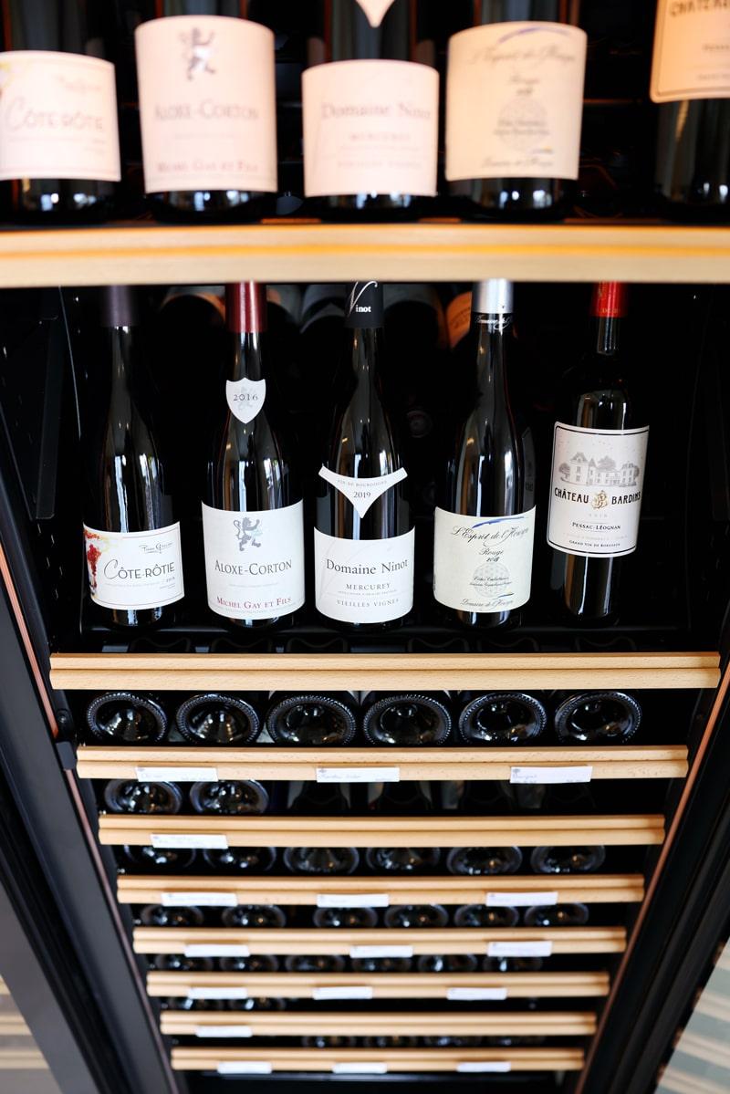 cave a vin lvb