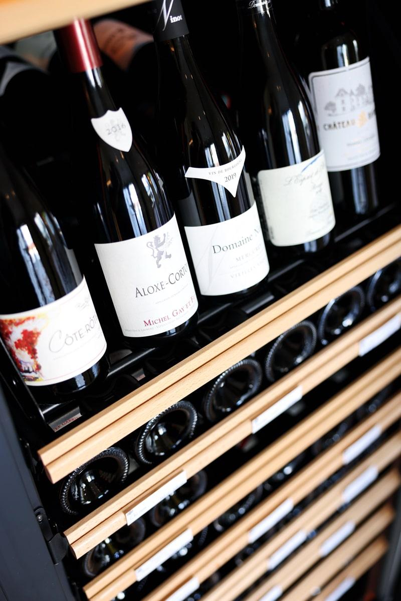 Cave a vin Vert Bocage