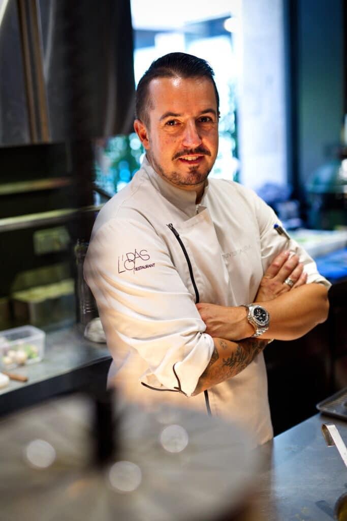 Olivier Da Silva cuisine